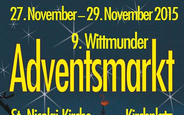 Adventsmarkt Wittmund 2015