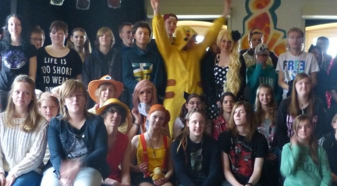 Anime Treffen im Jugendzentrum Wittmund