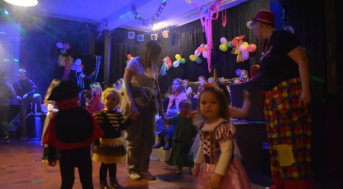 Kinderfasching im Jugendzentrum