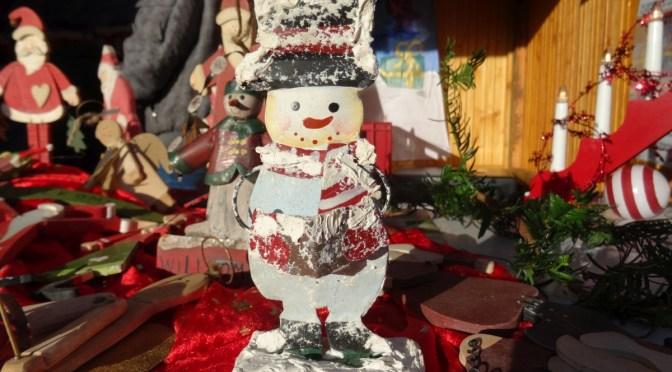 Bericht vom Adventsmarkt im Harlinger