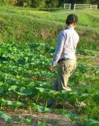 野菜ソムリエ 外山寿々奈