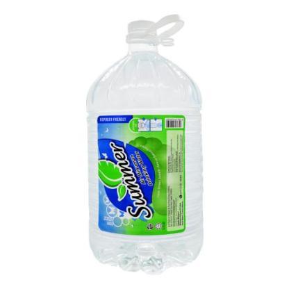 SUMMER drinking water 9.5L dispenser friendly