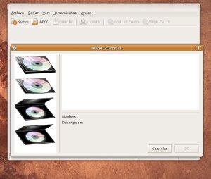 discwrapper