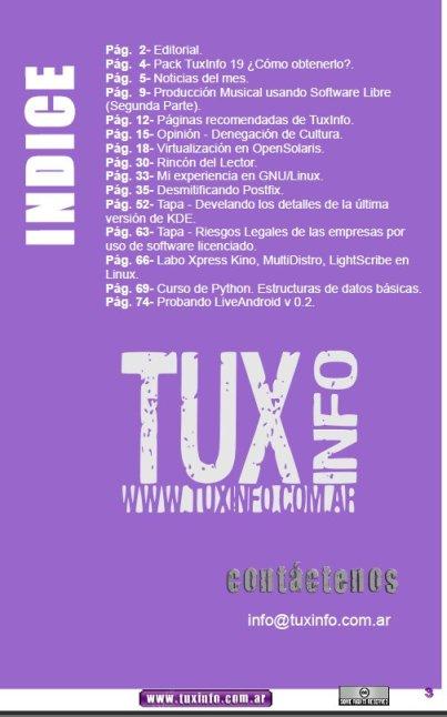 Tuxinfo19indice