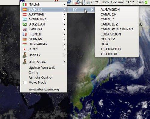Ubuntuwintv