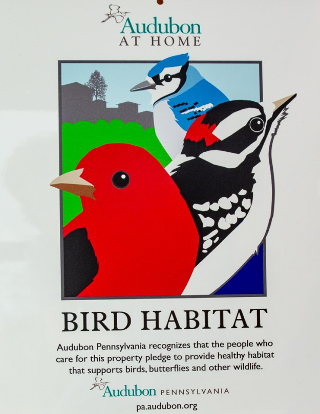 Sign up for the Bird Habitat Recognition Program
