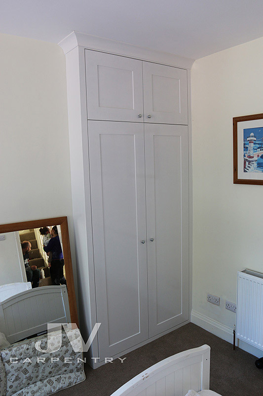Doors White And Trim