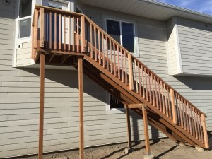 Sandy Utah Stairs and Ramps