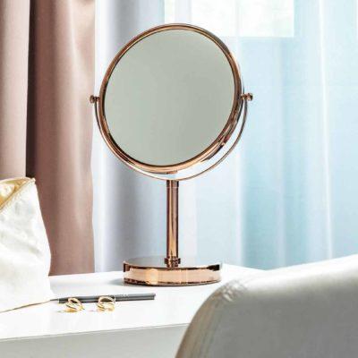 Miroir Grossissant Et Lumineux Pour Salle De Bains D Hotel Jvd