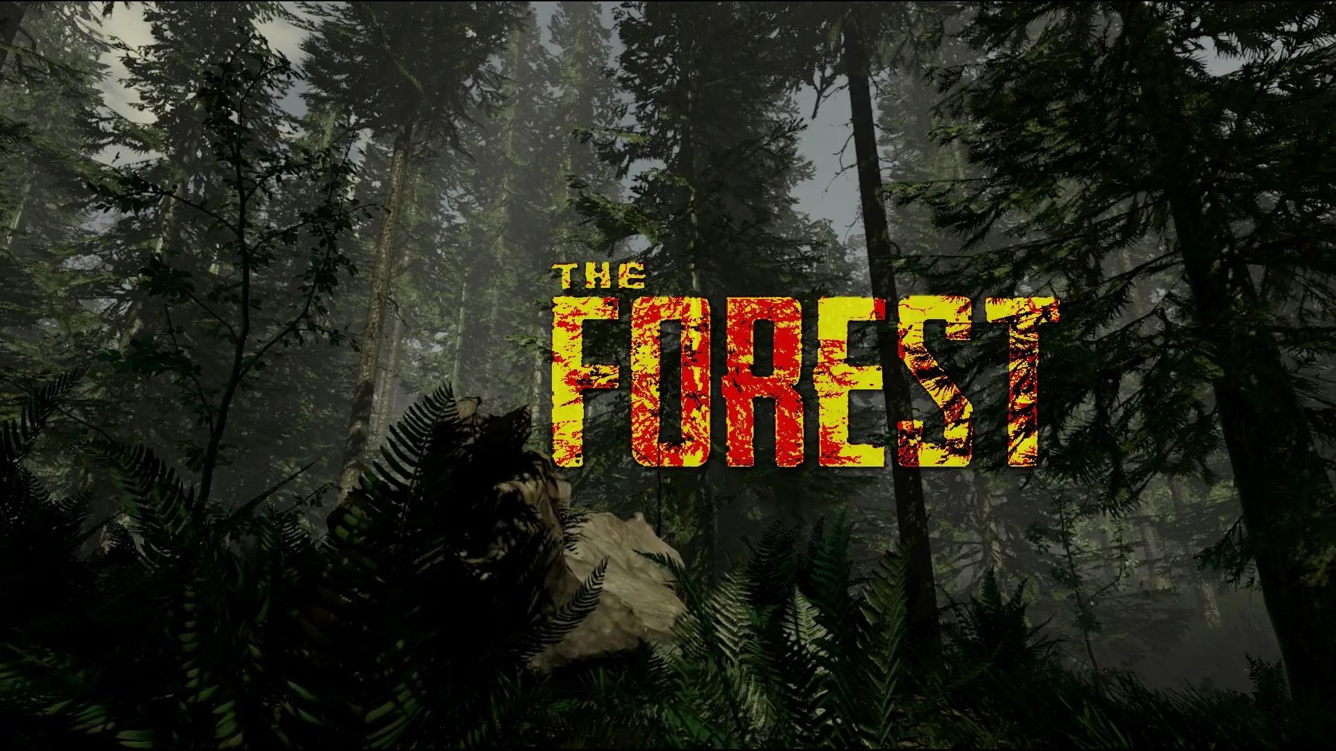 PREVIEW O En Est The Forest JVFrance