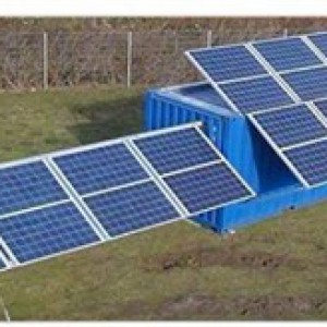 Turnkey solar production – solar research project