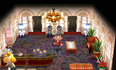 fancy office chairs summer deck animal crossing: happy home designer blog, day 28