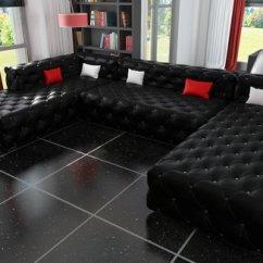 Big Sofa Eckcouch Sectonal Sofas Chesterfield Und Ledersofas A916 Designersofa Bei Jv ...
