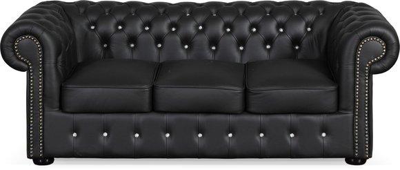 chesterfield sofa material mies sofascore ledersofa classic (fw) farben schwarz ...