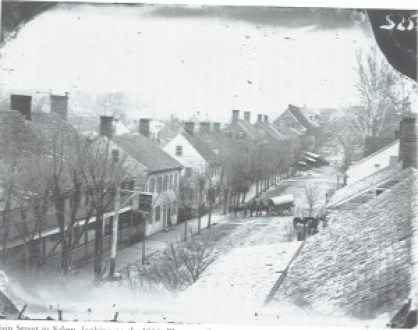 Main Street Salem NC