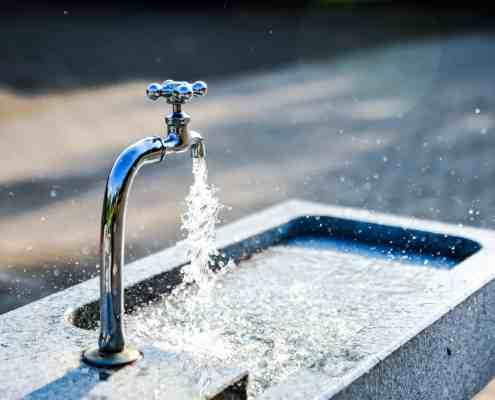 Distribuição de Água Potável