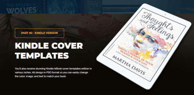 PixelCover Indie Author Series by Maghfur Amin