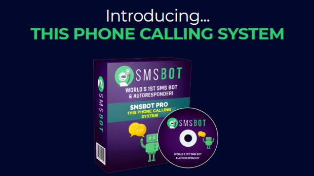 SMSBOT PRO Advanced Version Upgrade OTO