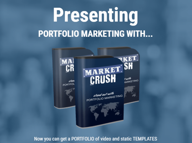 Market Crush Agency License Package by Shelley Penney