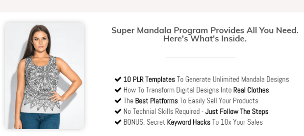 Super Mandala Program WSO by ​​​​​​​Francesco Crema