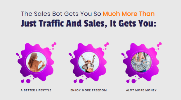 The Sales Bot Pro Software by Billy Darr