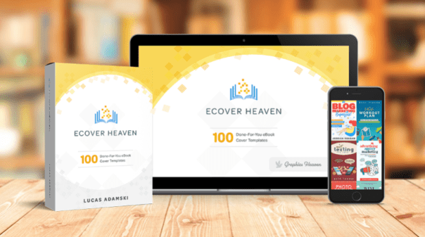 Ecover Heaven Pro Creator Software by Lucas Adamsky