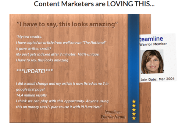 InstantContent Pro Software by Mike Koller