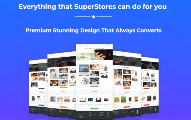 SuperStores Pro Commercial Software by Amit Pareek