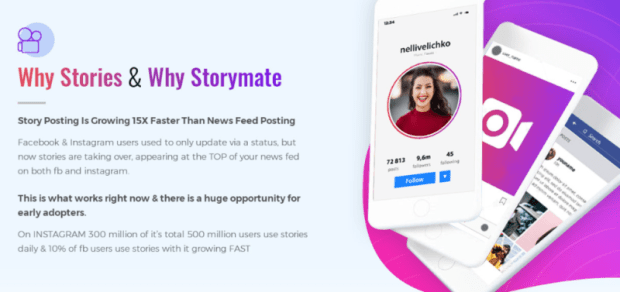 Storymate Pro Luxury Software by Luke Maguire