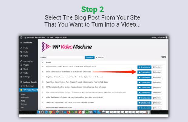 WP Video Machine Pro Plugin Software & OTO by Ankur Shukla