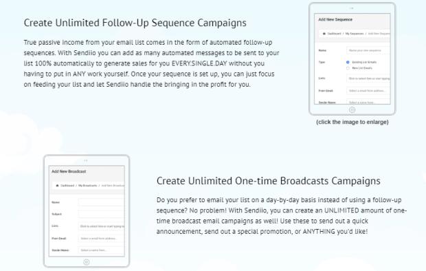 Sendiio Agency Autoresponder Software & OTO by Joshua Zamora