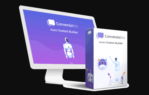 ConversioBot PRO Chatbot Software & OTO by Simon Wood