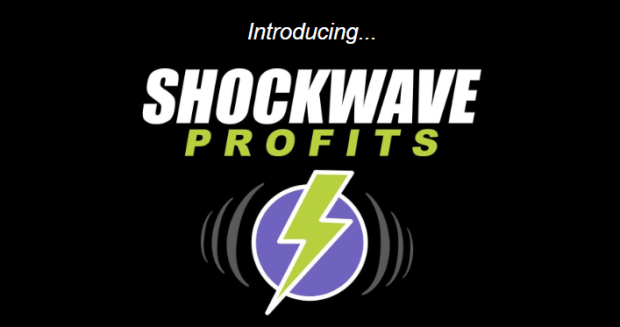 Shockwave Profits Training System by Bill Hugall