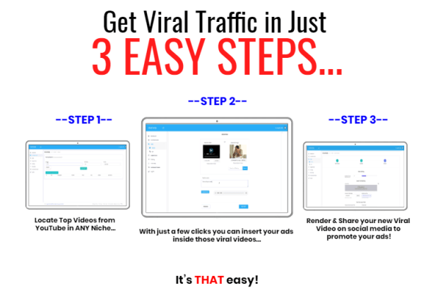 Viral Vidly Pro Software by Ali G