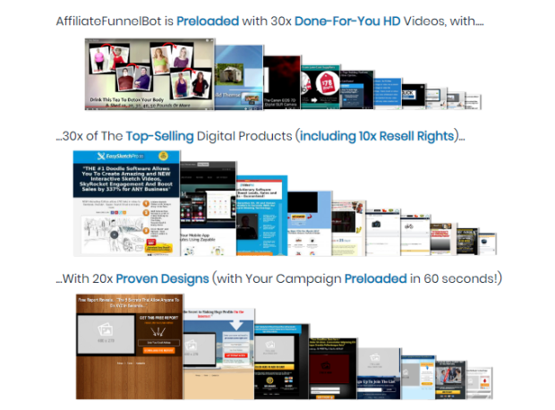 Affiliate Funnel Bot Software by Rich Williams