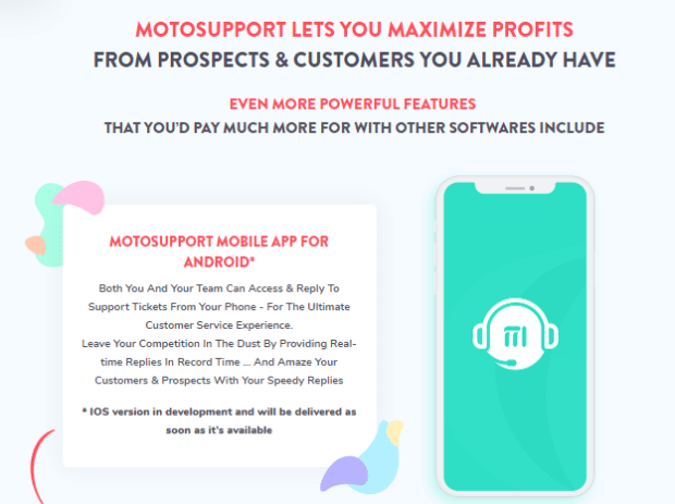 MotoSupport App Software & OTO by Vivek Gour