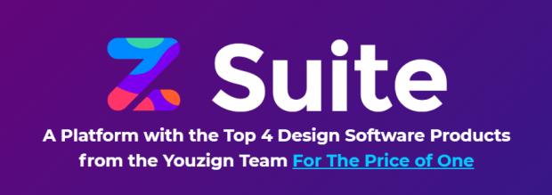 zSuite Pro Design Platform & OTO by Youzign
