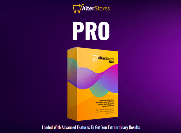 AlterStores PRO Platinum Upgrade OTO