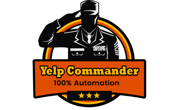Yelp Commander Software & Training by Mo Taqi
