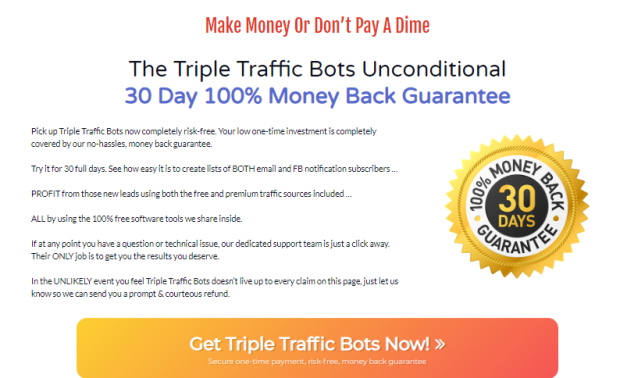 Triple Traffic Bots PRO Software System by Glynn Kosky