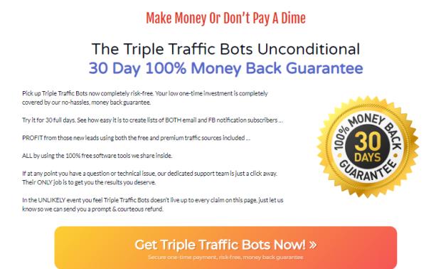 Triple Traffic Bots PRO Software System by Glynn Kosky