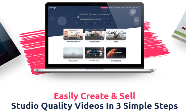 Videyo Commercial Video Creator & OTO by Ryan Phillips