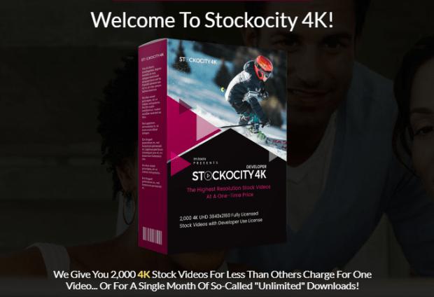 Stockocity 4K Developer License by Richard Madison