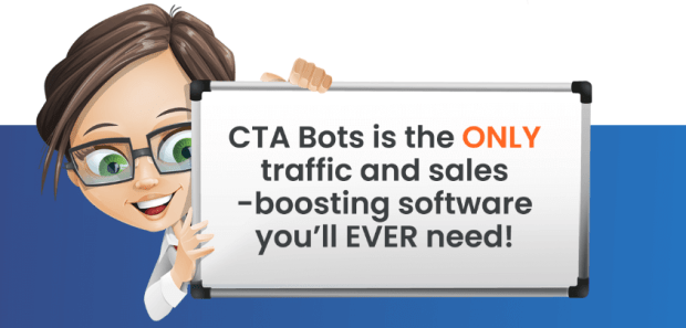 CTA Bots PRO Software & OTO by Mike From Maine
