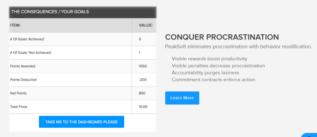 PeakSoft Productivity Software by Martin O' Flynn