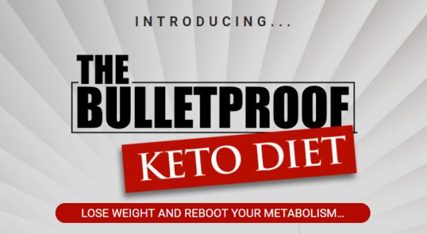 The Bulletproof Keto Diet PLR Package by Sajan Elanthoor