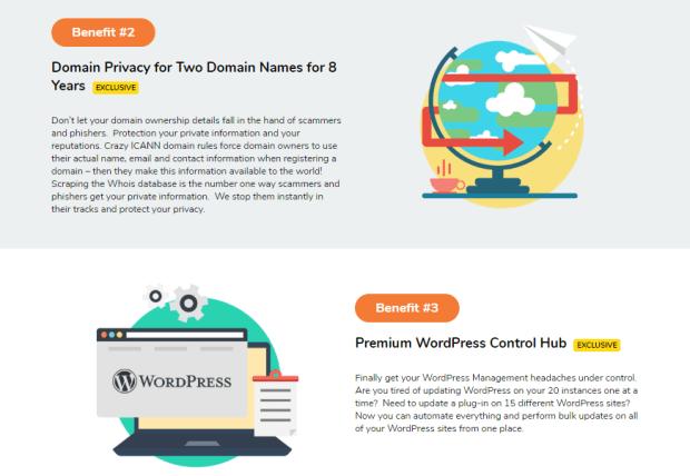 Eight Webhosting Platinum & OTO Upsell by Richard Madison