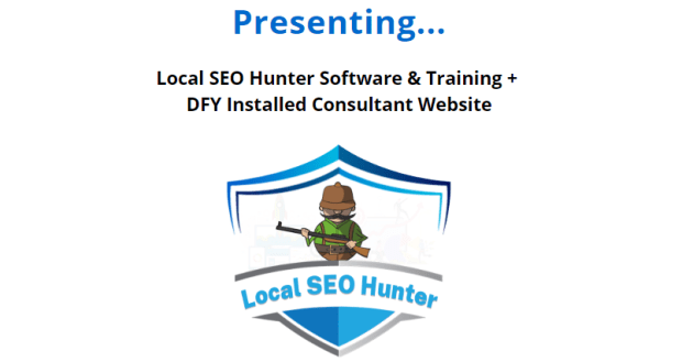 Local SEO Hunter Review & OTO Upsell by Mo Taqi