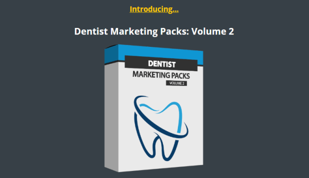 Dentist Marketing Packs V2 OTO Upsell