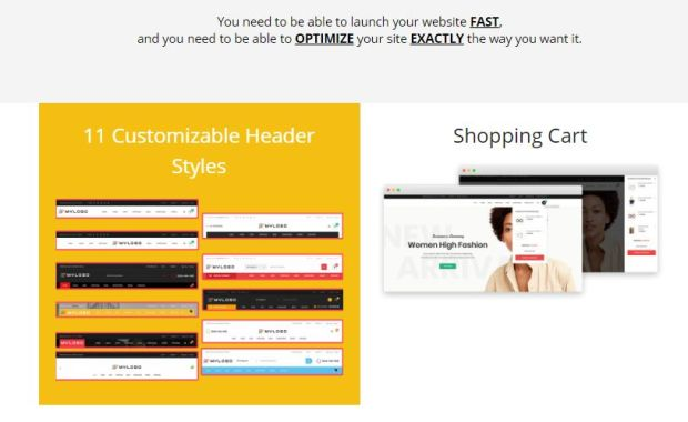 MEGASTORE WP Theme OTO & Upsell by Fachrul Stream